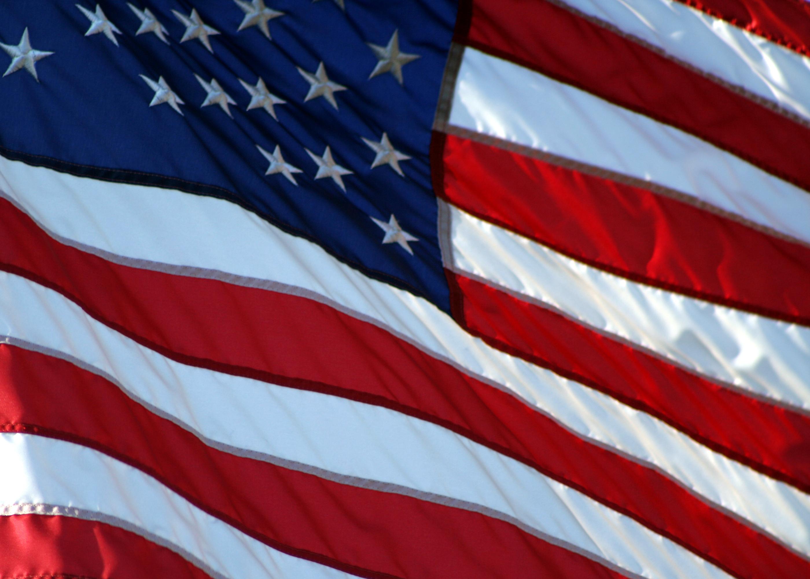 Us flag 004