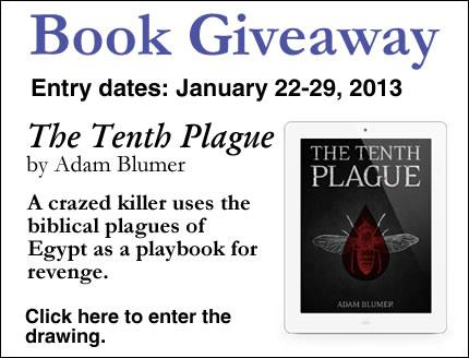 10th Plague Giveaway