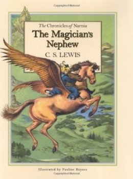 the chronicles of narnia the magician nephew book report