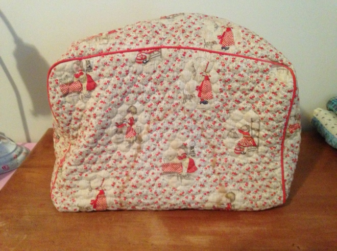 Old Sewing Machine Cover