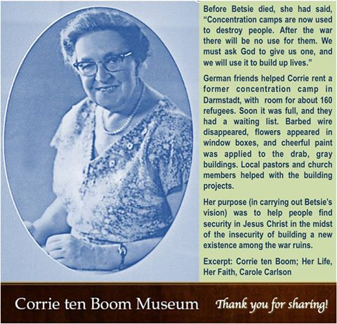 an analysis of corrie ten booms autobiography the hiding place More about the hiding place by corrie ten boom john sherrill  here is a  book aglow with the glory of god and the courage of a quiet christian spinster.