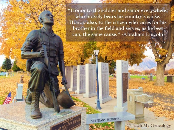 veterans day quote sf