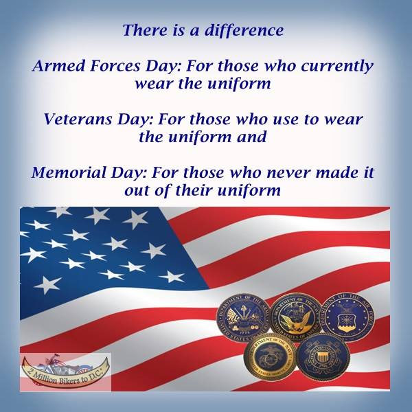 Honoring those in service
