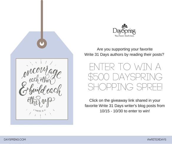 Dayspring contest