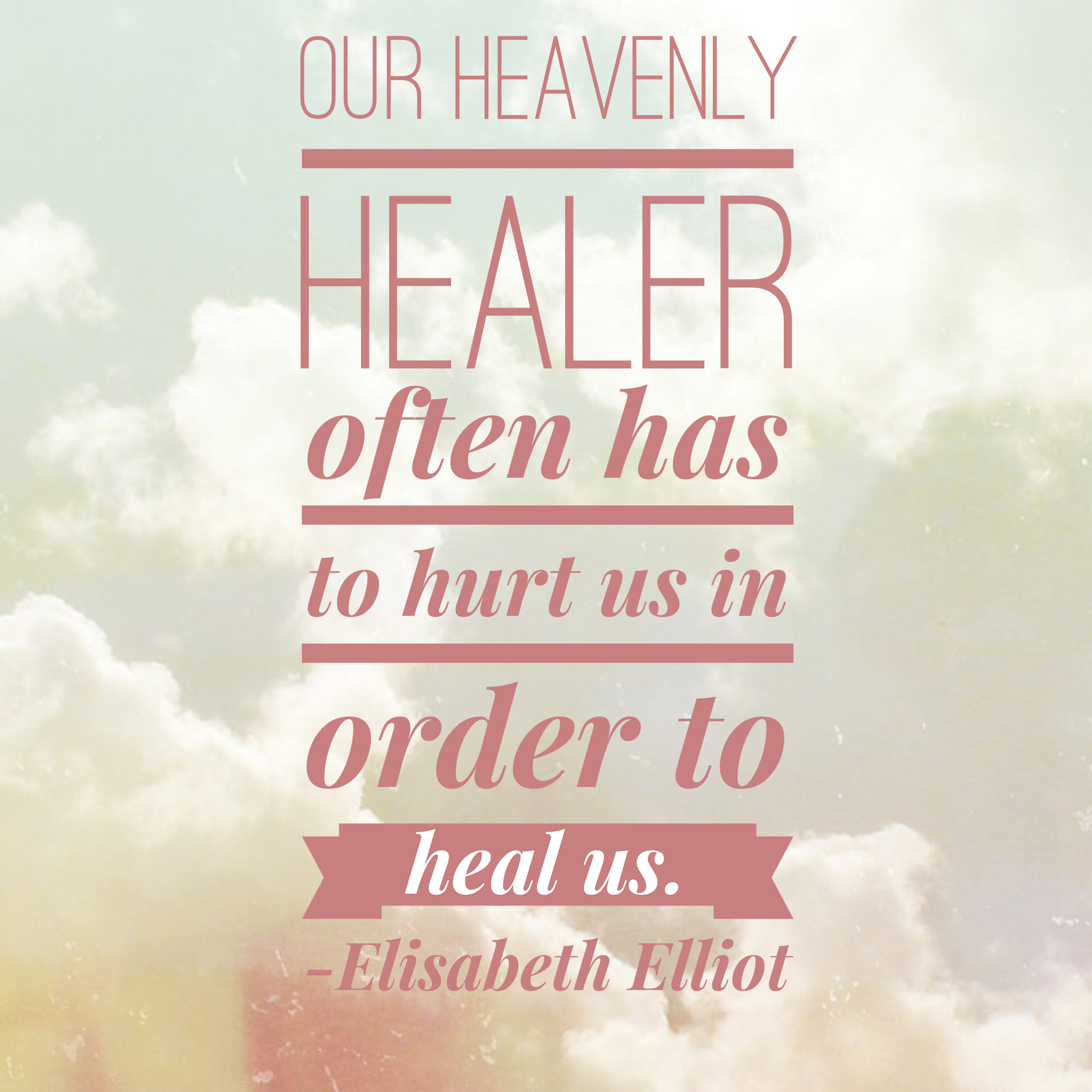 Elisabeth Elliot Quotes On Love: 31 Days With Elisabeth Elliot: The Hand That Hurts And The