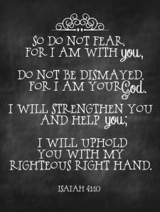 Isaiah 41-10