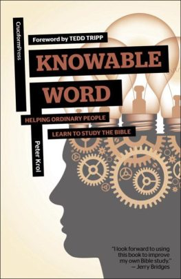knowable-word