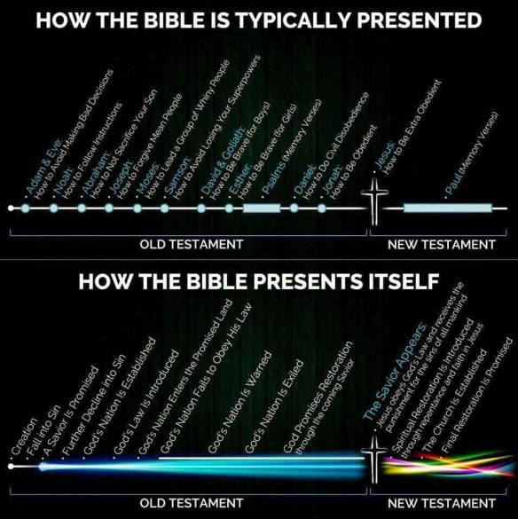 What the Bible's About