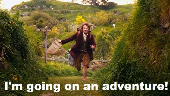 Hobbit adventure