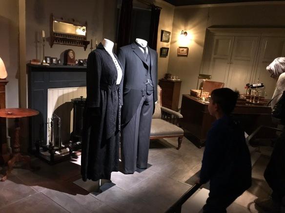 Downton Abbey butler office