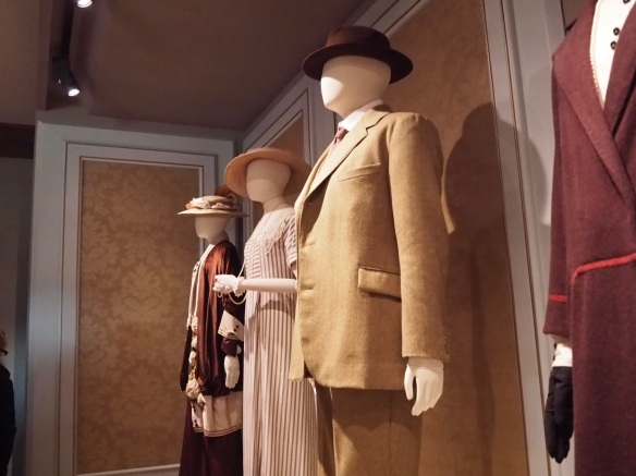 Downton Abbey costumes