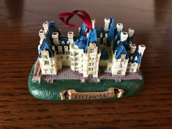Biltmore souvenir