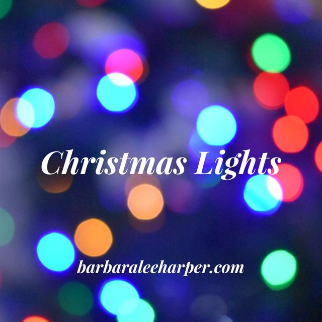 symbolism of Christmas lights